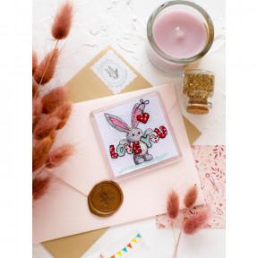 Дарите любовь Абрис Арт Набор-магнит для вышивки крестом АРН-013