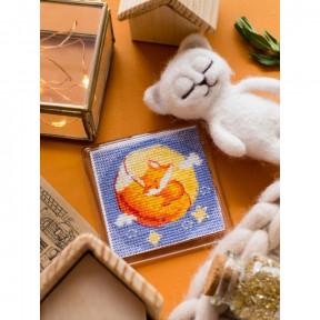 Рыжий соня Абрис Арт Набор-магнит для вышивки крестом АРН-012