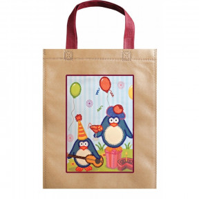 Поздравляем Абрис Арт Набор-сумка для вышивания бисером АСА-010