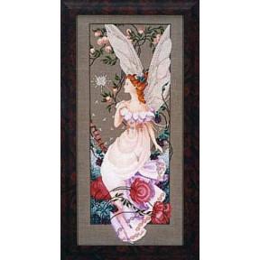 Fairy Flora / Фея Флоры Mirabilia Designs Схема для вышивания MD7