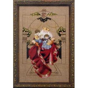 Christmas Wishes / Рождественские пожелания Mirabilia Designs Схема для вышивания MD61