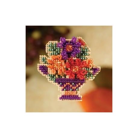 Mum Bouquet / Букет для мамы Mill Hill Набор для вышивания крестом MH187202