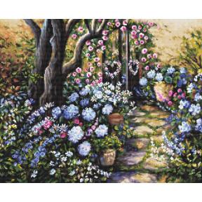 Сад чудес LETISTITCH Набор для вышивания LETI 982