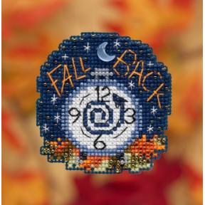 Fall Back / Осень вернулась Mill Hill Набор для вышивания крестом MH181922