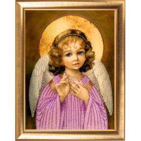 Маленький ангел Butterfly Набор для вышивания бисером 828