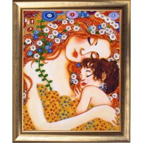 Мать и дитя. Г. Климт Butterfly Набор для вышивания бисером 811