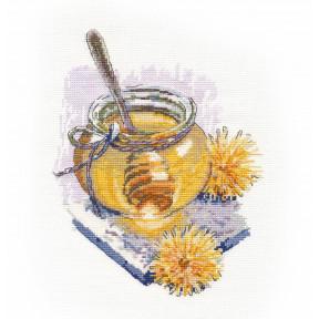 Весенний мед Овен Набор для вышивки крестом 1355о