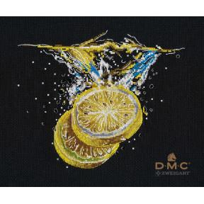 Лимонный фреш Овен Набор для вышивки крестом 1360о