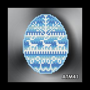 Здоровье и долголетие ArtSolo Набор алмазной живописи. Магнит АТМ41