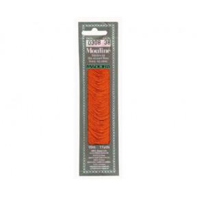 Мулине для вышивания Madeira хлопок 10 м. Цвет: 0308