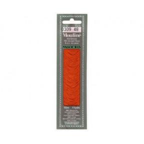Мулине для вышивания Madeira хлопок 10 м. Цвет: 309