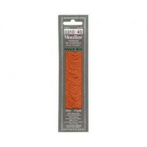 Мулине для вышивания Madeira хлопок 10 м. Цвет: 310