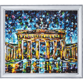 Набор для вышивания бисером Butterfly752 Бранденбургские ворота
