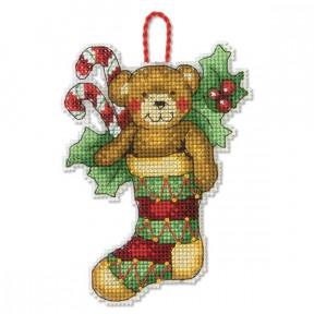 Набор для вышивания Dimensions 70-08894 Bear Ornament