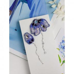 Шепот музы Абрис Арт Набор для вышивки бисером украшения на натуральном художественном холсте AD-207