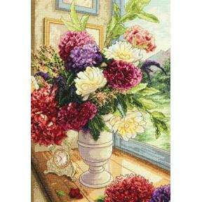 Набор для вышивания крестом Dimensions 70-35328 Summer bouquet