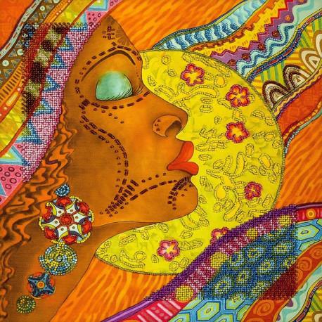 Планета Африка Набор для вышивки бисером Волшебная страна FLF-122