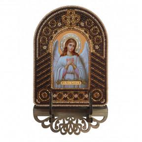 Ангел Хранитель Набор для создания иконы с вышитой рамкой-киотом Нова Слобода ВК2004