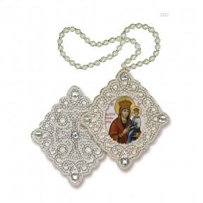Образ Пресвятой Богородицы Споручница Грешных Набор для креативного рукоделия Нова Слобода РВ3037