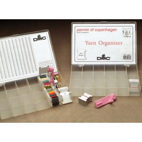 Органайзер + бобины картонные 50шт + устройство для намотки PERMIN (Дания) 5860