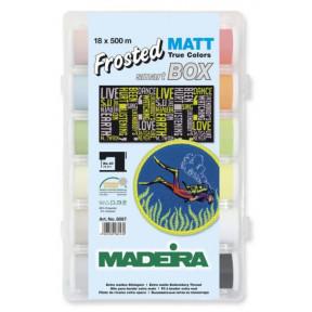 8087 Набор ниток Frosted Matt