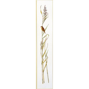 Sedge warbler Набор для вышивания Eva Rosenstand 08-4413