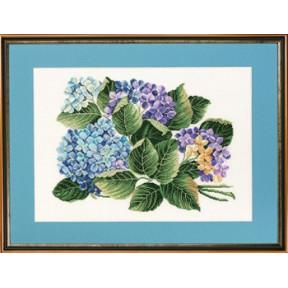 Hydrangea Набор для вышивания Eva Rosenstand 14-259
