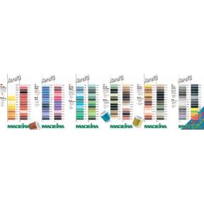 132 карта цветов Aerofil №120