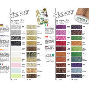 108 карта цветов Glamour №12
