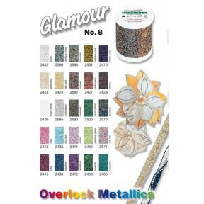 107 карта цветов Glamour №8