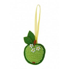 Набор для рукоделия Риолис 1482АС Зеленое яблочко