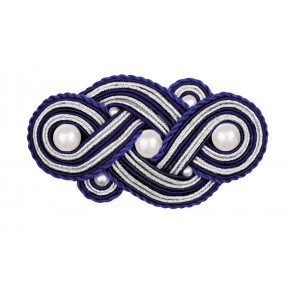 Набор для рукоделия Риолис 1444АС Заколка морской узел