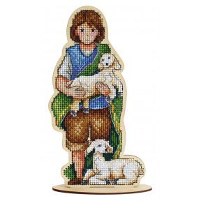 Пастушок Набор для вышивания МП Студия О-028