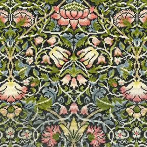 Искусство и ремесла - Цветок колокольчика Bothy Threads Набор для вышивания крестом XAC5