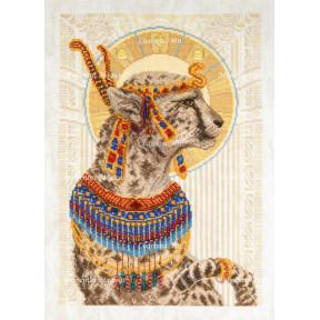 Легенды Египта Набор для вышивки крестом Чарівна Мить М-452