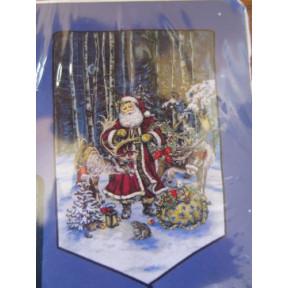 Набор для вышивки Candamar Designs 51339 Spirit of Christmas