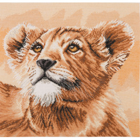 Львенок Набор для вышивания Anchor MAIA 05046