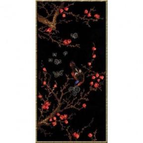Набор для вышивания Риолис 1062 Райские птички. Цветущая ветвь