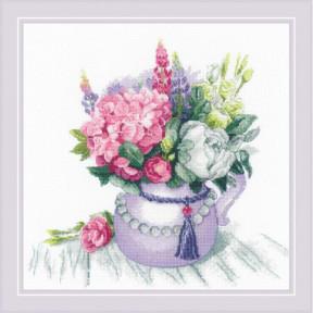 Набор для вышивания Риолис 1931 Цветочное очарование