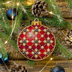 Набор для вышивания нитками по дереву Волшебная страна FLW-009