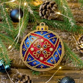 Набор для вышивания нитками по дереву Волшебная страна FLW-010