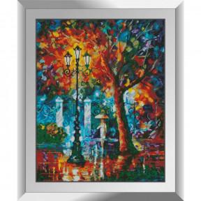 Набор алмазной живописи Dream Art Мелодия дождя 31596D
