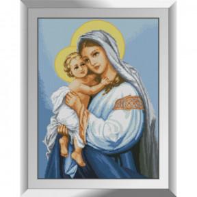 Набор алмазной живописи Dream Art Украинская Мадонна 31606D