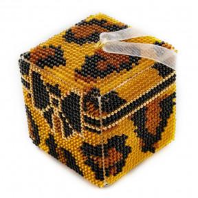 Набор для вышивания бисером объемной новогодней игрушки Golden Key N-013