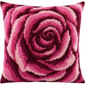Набор для вышивки подушки Чарівниця Z-02 Роза
