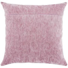 Обратная сторона наволочки для подушки Чарівниця VB-48 Розовый