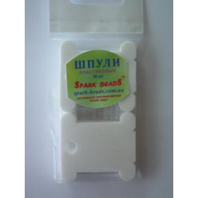 Шпули (бобины) пластиковые для мулине БП1 (20шт) фото