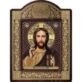 Набор для вышивания бисером Нова Слобода СН8001 Христос Спаситель