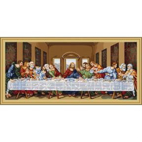 Набор для вышивки Luca-S B407 Тайная вечеря