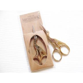Ножницы FEIBO F59 Цапельки 9,3 см в упаковке